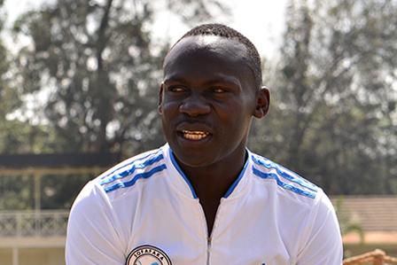 Asst Coach-John-Baraza