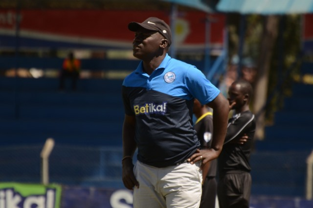 Baraza bemoans lost ground in title chase