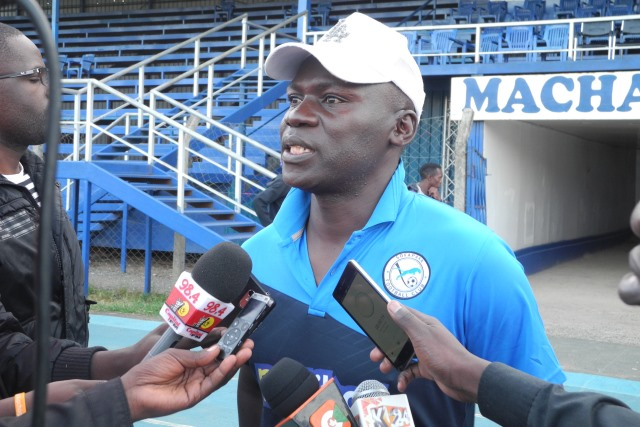 Stima victory vital for Gor bounce, says Baraza