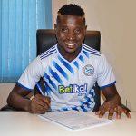 NIGERIAN FORWARD JOINS SOFAPAKA FOOTBALL CLUB