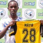 CLUB PRESIDENT COMES THROUGH TO NAYA'S AID