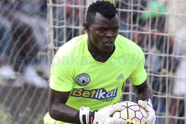 Sofapaka-Mathias Kigonya