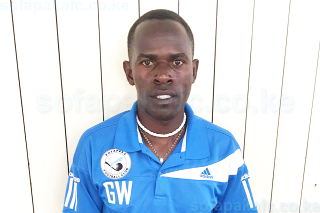 goal-keeper-trainer george wambugu