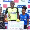 SJAK PLAYER OF MARCH : JUSTIN NDIKUMANA