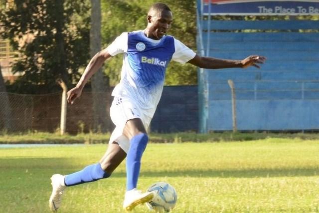 Kasumba targets Golden Boot, 20 goals this season
