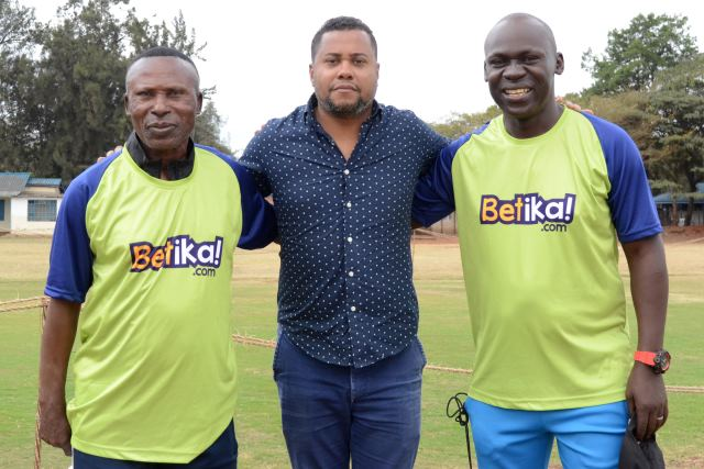 New Sofapaka Coach Divaldo Alves