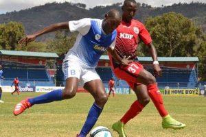 Maelo during match with Ulinzi (2)