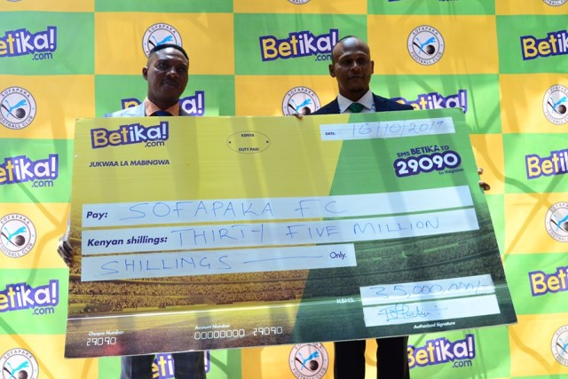 betika renews sofapaka sponsorship - website