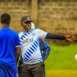 coach baraza rallying his troops