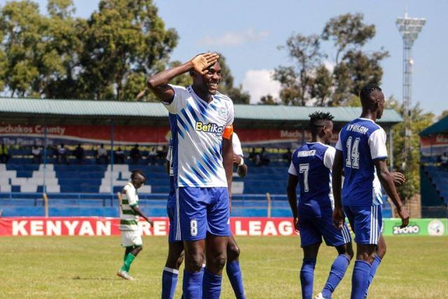 captain maelo saluting