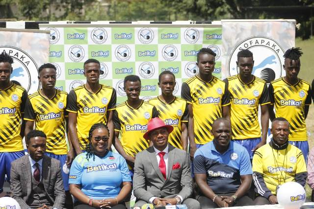 sofapaka unveils 11 new players