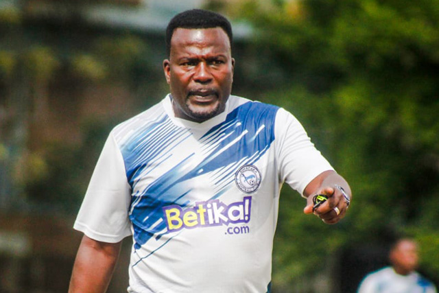 Coach-Ken-On-Facing-Tusker-Fc