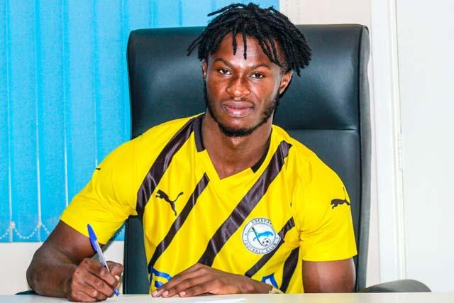 Togo-National-team-goalkeeper-Abdoul-Moubarak-Aïgba.